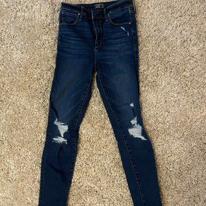 abercrombie jeans, denim